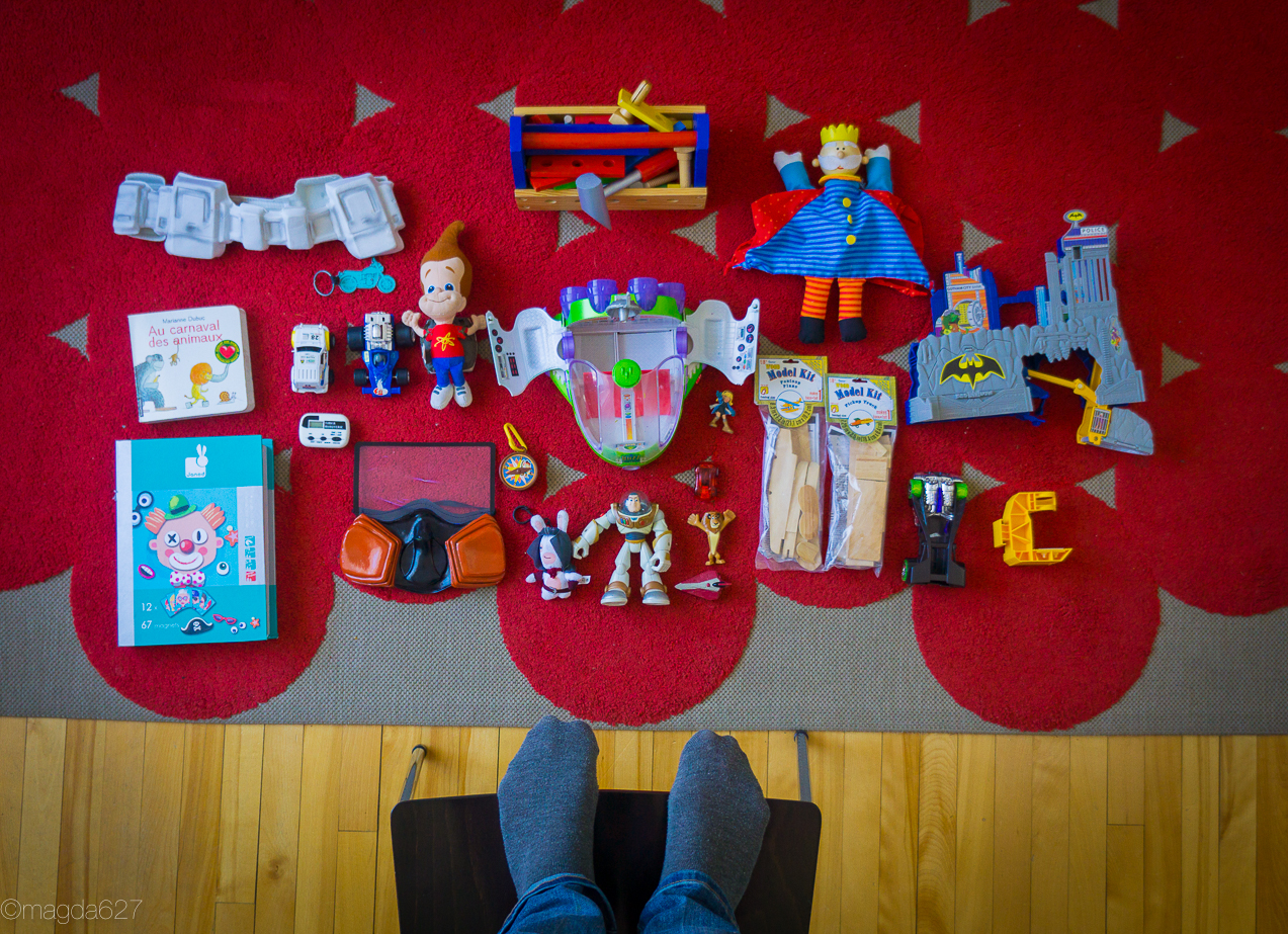 anteketborka.com, decluttering toys